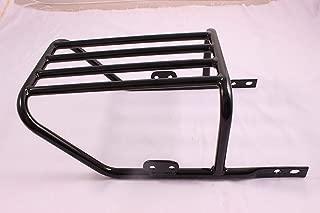 E70 BLACK New Rear Luggage Rack FOR Hon da XL600 R XL350 R XL250 R 1983-1987