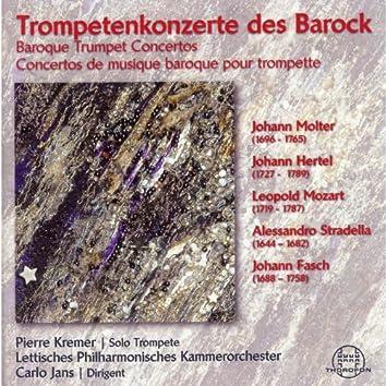Trompetenkonzerte des Barocks