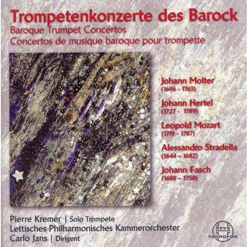 Pierre Kremer, Carlo Jans & Lettisches Philharmonisches Kammerorchester