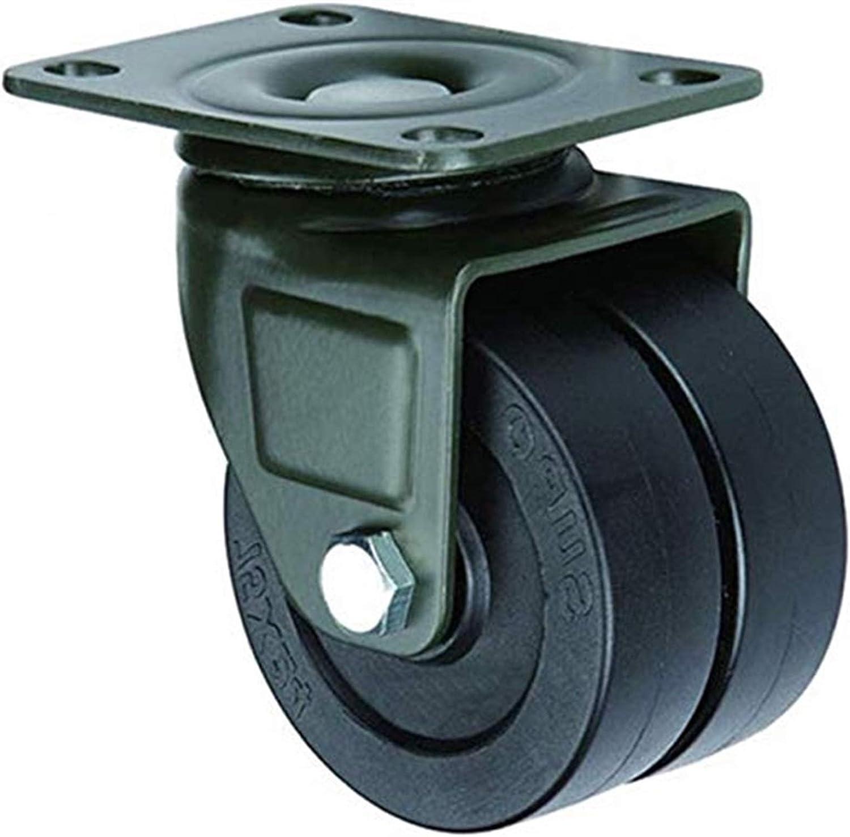 4Pcs Max 44% OFF Rolls Heavy Duty Industrial Castor Very popular Transportation Universal