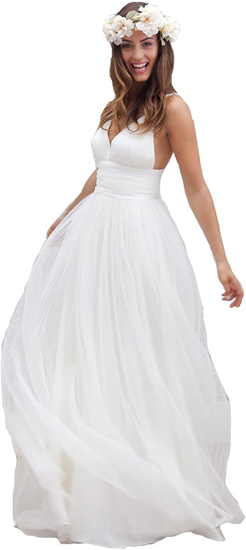 CharmingBridal Sleeveless Short Wedding Party Dress Prom Ruffle Lace Bridal Dress