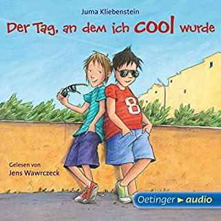 Der Tag, an dem ich cool wurde                   Autor:                                                                                                                                 Juma Kliebenstein                               Sprecher:                                                                                                                                 Jens Wawrczeck                      Spieldauer: 3 Std. und 29 Min.     58 Bewertungen     Gesamt 4,6