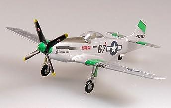 """Easy Model 1:72 Scale P-51D Mustang IV 45FS,15FG,1945"""" Model Kit"""