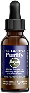 Purify - Certified Organic Advanced Intestinal Support and Microbial Cleanse for Humans and Pets - Contains no Wormwood - ...