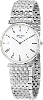Longines La Grande Classique Mens L47554116 Watch Quartz - 36mm L4.755.4.11.6