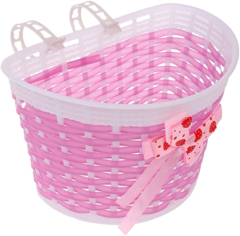 Jili Online Kids 2021 new Girls Pretty A surprise price is realized Bike Bicycle Basket Front Shopping