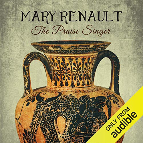 The Praise Singer audiobook cover art