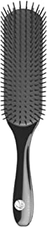 Hairembrace Styling Brush for Curly, Wavy and Straight Styling. 9 Row Nylon pins for Detangling, Defining and Smoothing. I...
