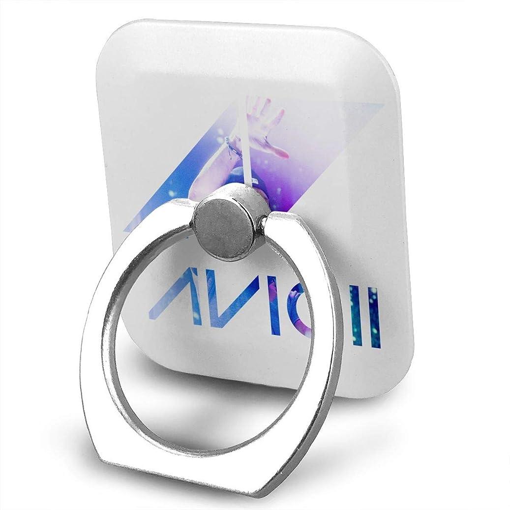 チャンピオンシップ約インストラクターアイフォン リング スマホ りんぐ アビシイ Avicii 四角形 360°回転ブラケット リングバックル りんぐホルダー 強吸着力 落下防止 IPhone/Android 各種他対応