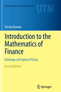 Introduction to the Mathematics of Finance: Arbitrage and Option Pricing