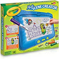 Crayola Magic Scene Creator, Drawing Kit for Kids, Creative Toys, Gift for Boys and Girls, Kids, Ages 3, 4, 5, 6,7 and...