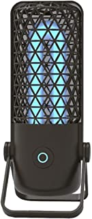 Portable UV Air Sanitizer Air Purifier with UV Light Lamp Helps Eliminate Germs, Odors and Allergens Such as Dust Mites an...