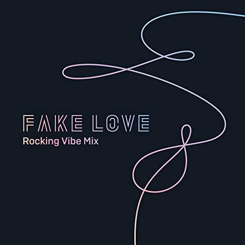 66c83e5de5fb3 Fake Love (Rocking Vibe Mix) by BTS on Amazon Music - Amazon.com