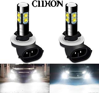 CIIHON 881 LED Fog Light Bulb 886 896 50W 3535SMD White...
