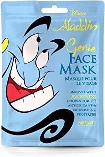 Disney Aladdin Genie Sheet Face Mask from Mad Beauty