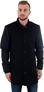 Jack Jones 12157681 Erkek Puffer Jcourban Wool Jacket Ceket