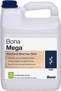Bona Mega Wood Floor Satin Finish