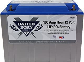 100ah lithium battery price
