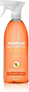 Method All Purpose Cleaner, Clementine, 28 Ounce (8 Count)