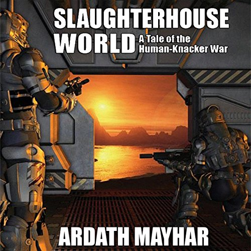 Slaughterhouse World audiobook cover art