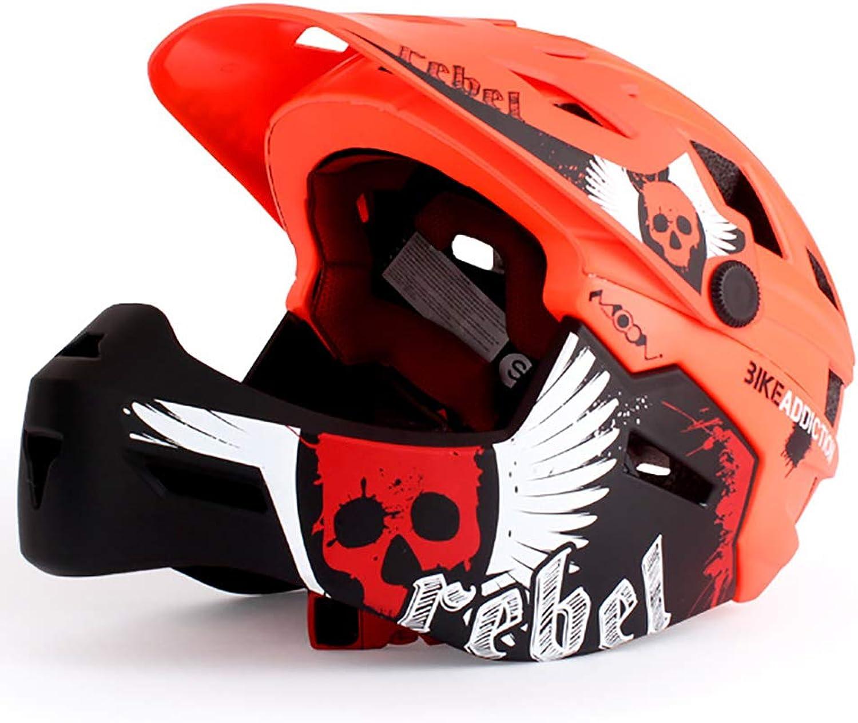 GHF Berg Reiten Helm Kind Roller Roller Roller Auto ausbalancieren Schutzausrüstung Ausrüstung Vollgesichtshelm Schutzhut B07QSB3XK5  Gewinnen Sie das Lob der Kunden 210108