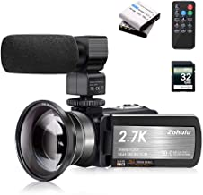Best canon hd camcorder Reviews