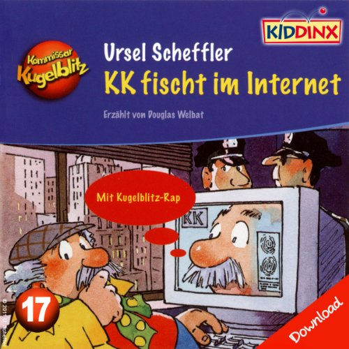 KK fischt im Internet cover art