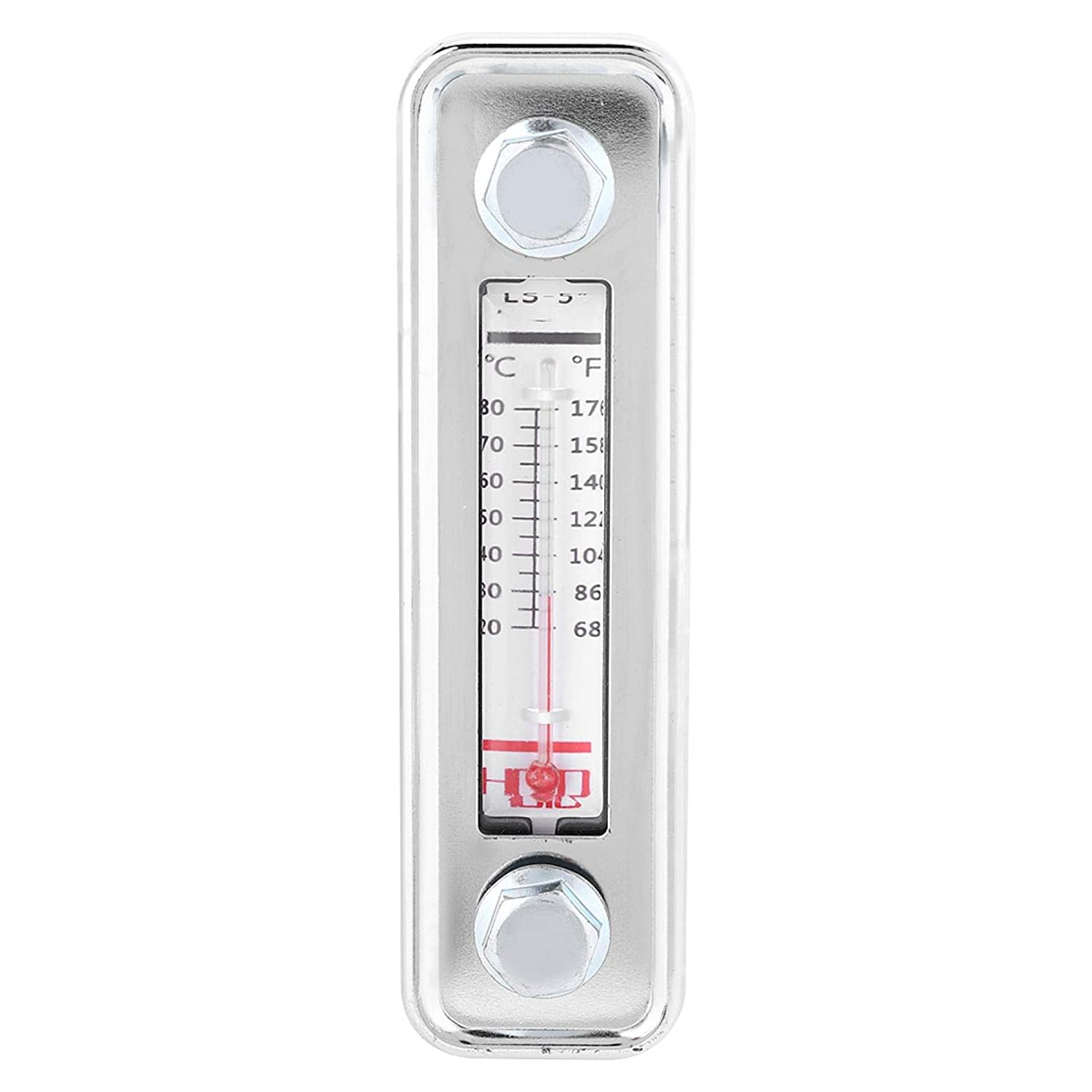 Nippon Rapid rise regular agency Level Gauge with Thermometer Intuitive Displ Liquid