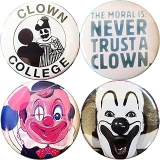 Clowns 4 2.25