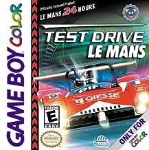 Test Drive Le Mans - Game Boy Color