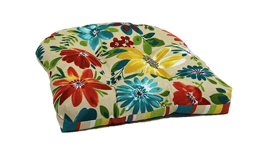 Brentwood Originals 35406 Indoor/Outdoor Chair Cushion, Piper Biscotti