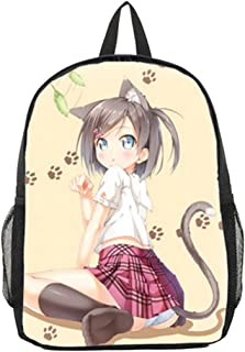 Gumstyle The Hentai Prince and the Stony Cat Anime Cosplay Handbag Messenger Bag Shoulder School Bags