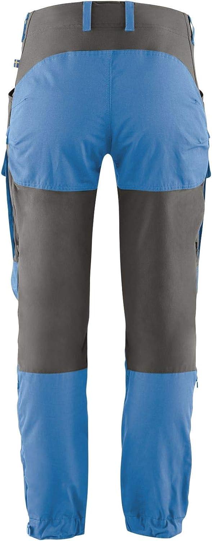 FJÄLLRÄVEN Keb Trousers W - Pantalon - Femme Bleu (un Blue/Stone Grey)