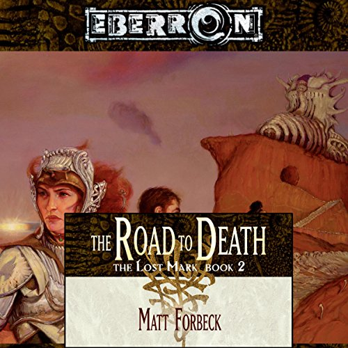 The Road to Death audiobook cover art