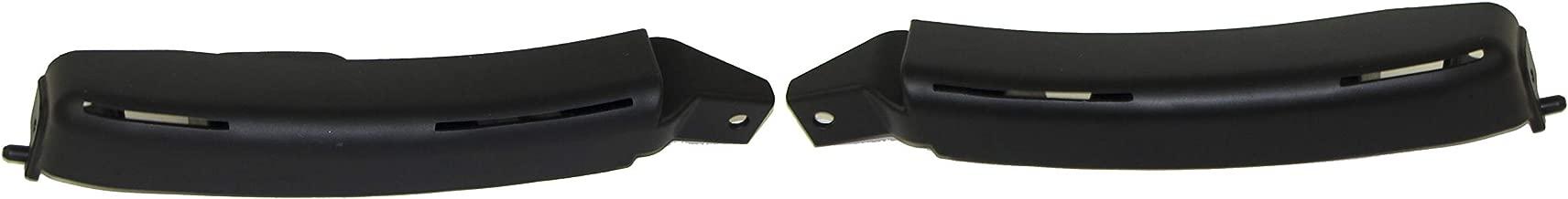 FRONT BUMPER SIDE RETAINER BRACKET LH & RH FOR DODGE RAM 1500 2013-2018