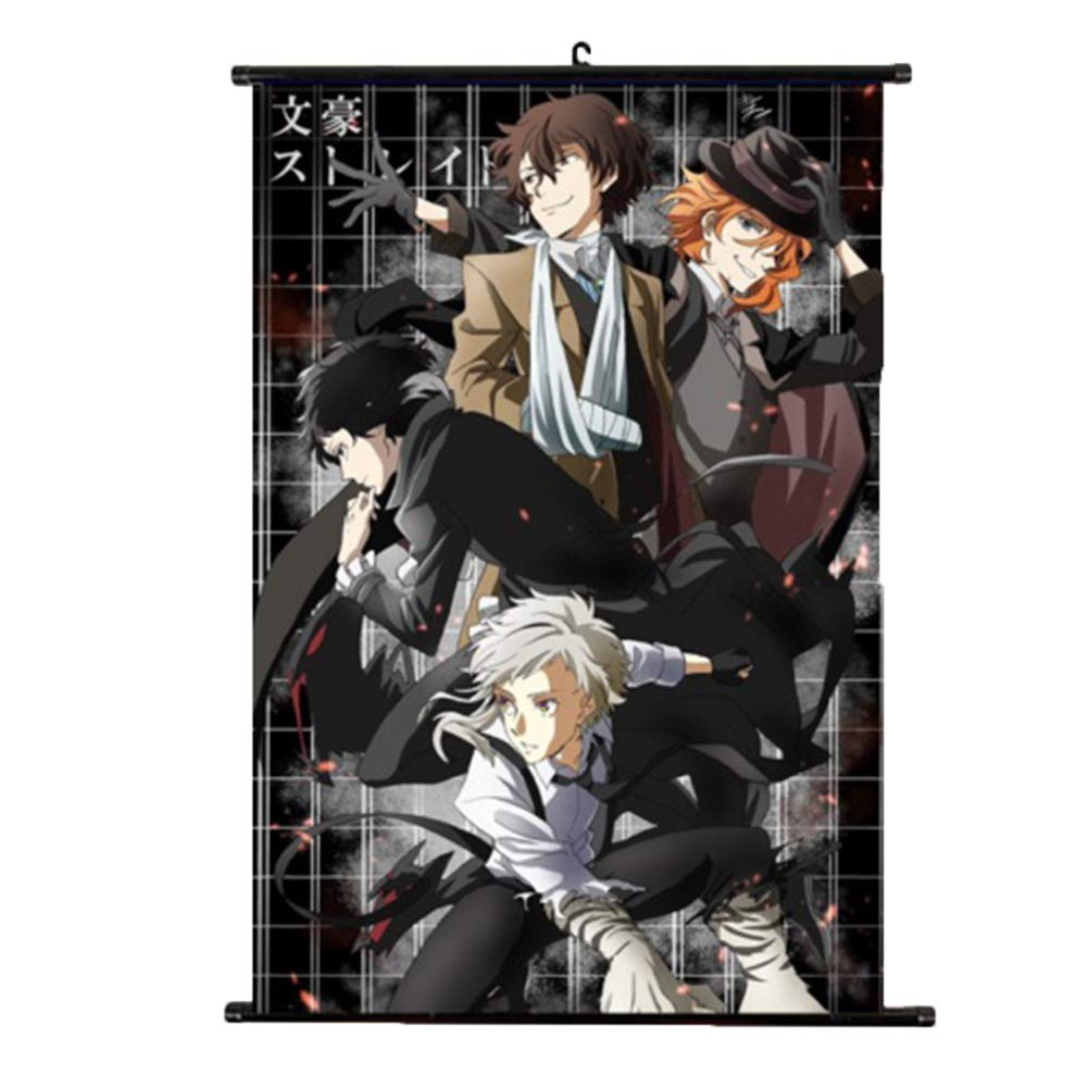 The Labyrinth of Magic Scans Anime Fabric Wall 40*60cm Scroll Poster Magi