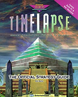 Timelapse: The Official Strategy Guide (Secrets of the Games Series)