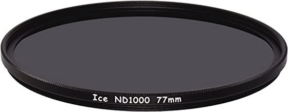 ICE 77mm ND1000 Filter Neutral Density ND 1000 77 10 Stop Optical Glass