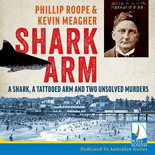 Shark Arm  By  cover art