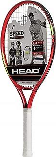 HEAD Speed Kids Tennis Racquet - Beginners Pre-Strung Head Light Balance Jr Racket - 21
