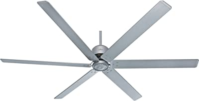 Hunter Fan Company 59133 HFC Ceiling Fan, 96 inch, Satin Metal