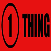 One Thing - Single (One Direction Tribute) [Explicit]