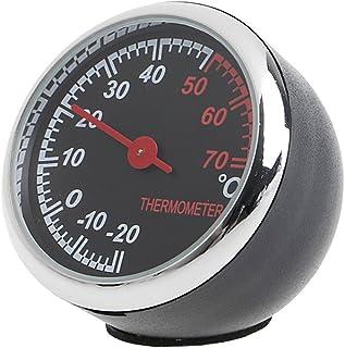 Xuniu Auto Temperaturmessgerät Werkzeug mechanischer Zeiger Digital Thermometer 12V