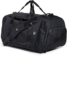 Supply Co. Men's Gorge Large Duffle Bag, Black, One Size