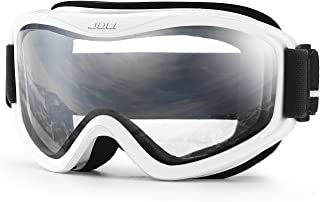 Juli Ski Goggles,Winter Snow Sports Snowboard Goggles with Anti-Fog UV Protection Double..
