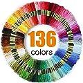 Premium Rainbow Color Embroidery Floss