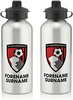 AFC Bournemouth Official PERSONALISED Crest Bookmark