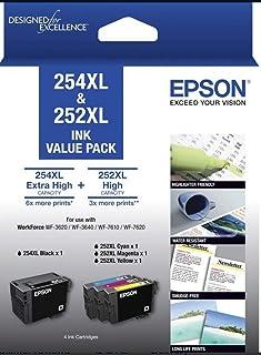 EPSON 254xl & 252xl VP