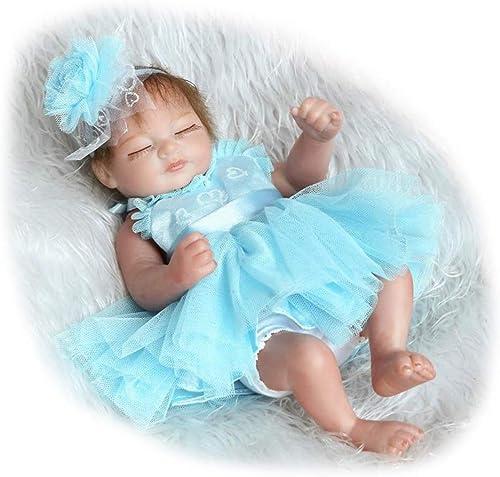 hasta un 65% de descuento CHENG Baby Reborn Dolls Sleeping Sleeping Sleeping Girl Toddler Doll 10 Pulgadas de Vinilo Suave de Silicona muñeca de Moda Regalo  Compra calidad 100% autentica