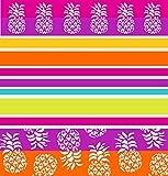 Secaneta Toalla de Playa Grande, Tamaño Doble, 100% Algodón Egipcio, Modelo Malibú, 175 x 150 cm, Multicolor